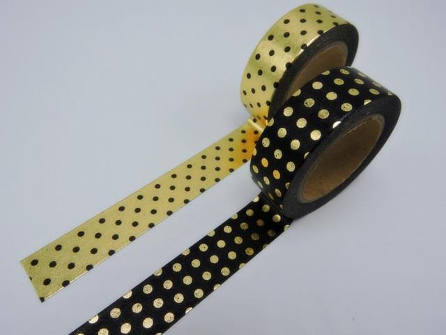 Dots Pattern Washi Tape
