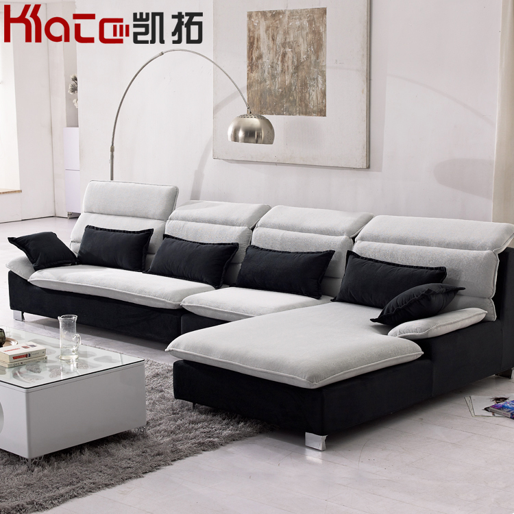 Kaituo sofa furniture brands genuine special combination of modern fashion minimalist living room sofa couch shipping