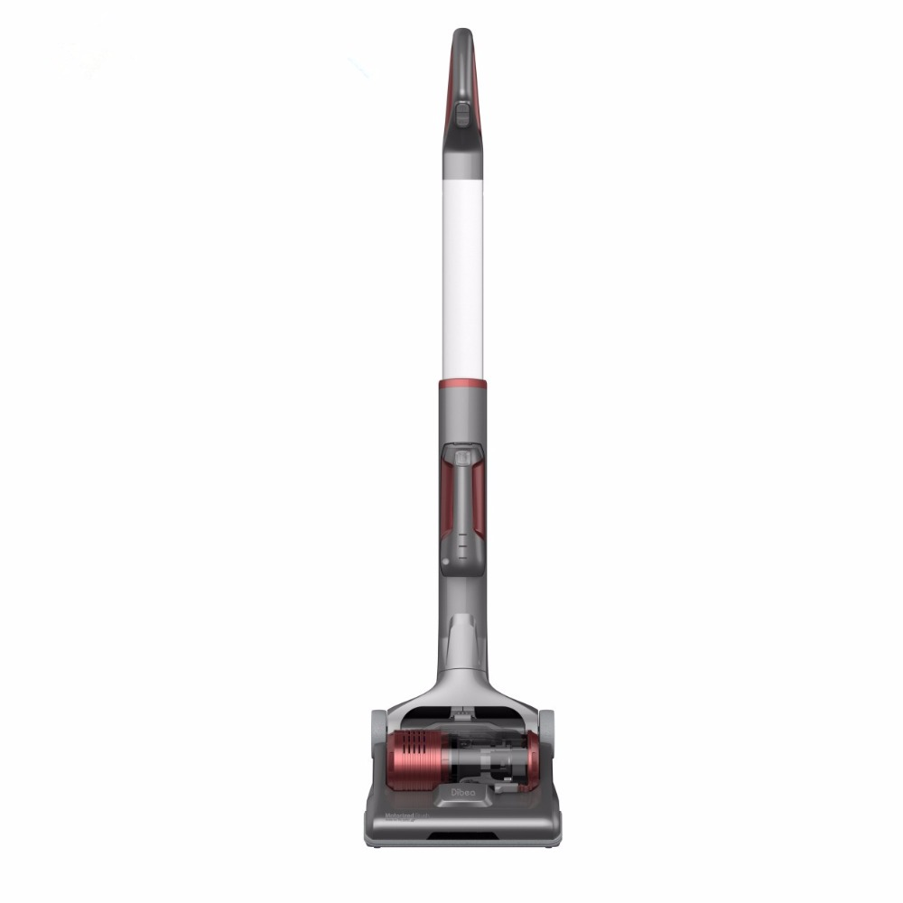 Dibea C01 Corldess 2-in-1 Stick Vacuum Cleaner Li-ion Battery Wireless Vacuum Two Speed Shift with LED Lamp(China (Mainland))