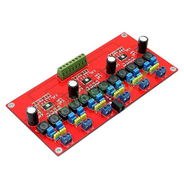 TPA3116 6.0 CH 50W*6 Amp Kit Amplifier Assembled Board DIY AMP