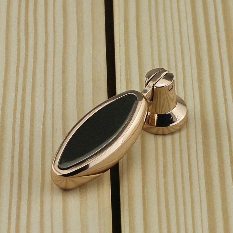New Titanium Black Pendant European furniture handles cabinet handle drawer wardrobe door -bar(China (Mainland))