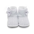 The New Fashion Cute Butterfly Knot Down Baby Girl Boots For 0 2 Years Old Colors