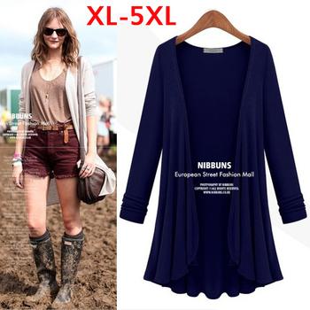 Большой размер дамы одежда европа и америка женщин рубашка сплошной цвет свободно ...