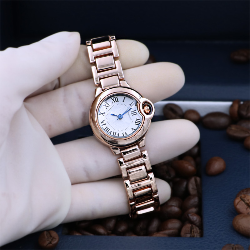 2015 Fashion Casual Women Watches Top luxury Brand Rose Gold Color Famous luxury lady Wristwatch Japan movement Free Shipping<br><br>Aliexpress