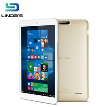 Onda V80 Plus Tablet PC Windows 10+Android 5.1 Dual OS Intel Cherry Trail Z8300 64bit Quad Core 8.0 inch 2GB+32GB Dual Camera(China (Mainland))