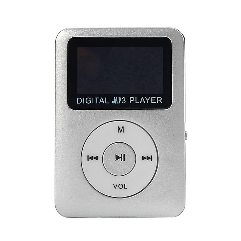2016 Brand New LCD Screen Digital MP3 Player Sports MP3 Player Support 32GB Micro SD Card SL #ED197(China (Mainland))