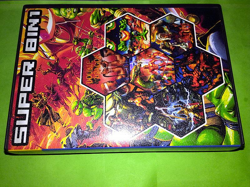 SEGA MD : 8 Games IN 1 Card ( IC chip PCB board!! )<br><br>Aliexpress
