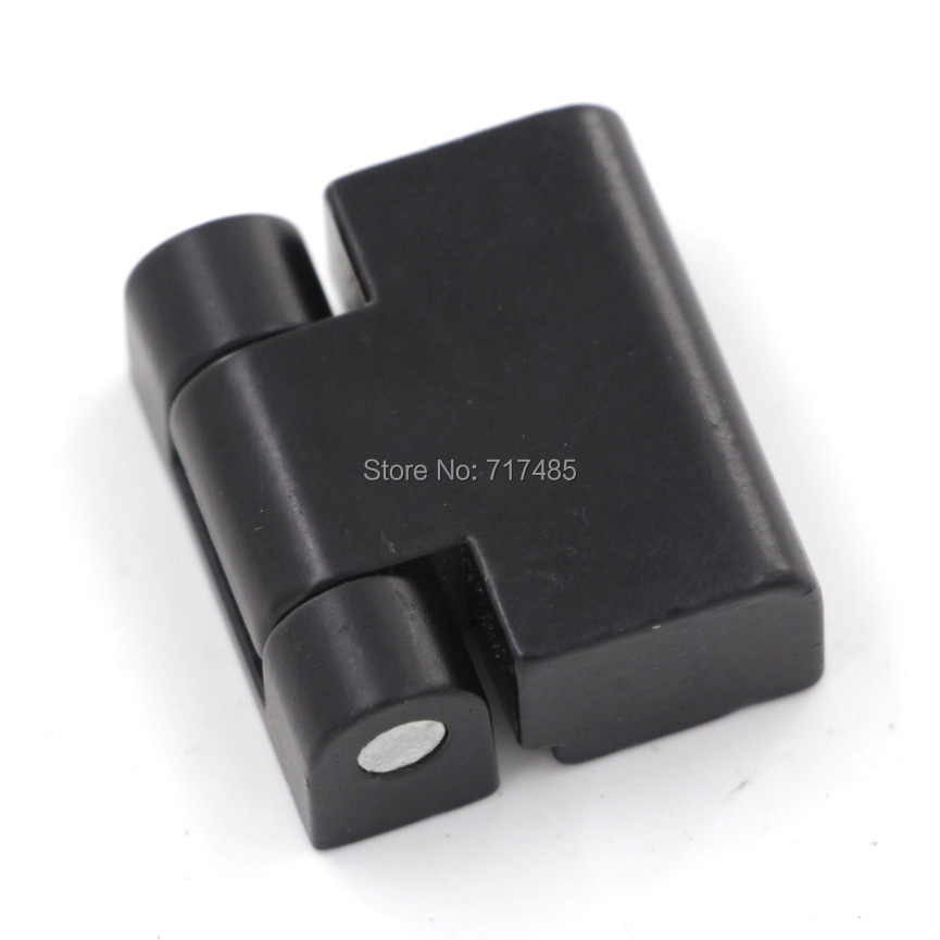 Black Right Opening Hinge for Electricity Cabinet Door(China (Mainland))