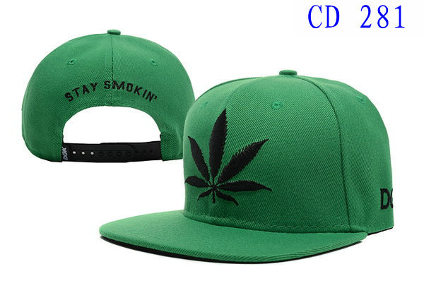 Fashion Baseball Hats DGK The Stay Smokin Snapback in Green Sport Caps and Hats Popular Sale Online(China (Mainland))