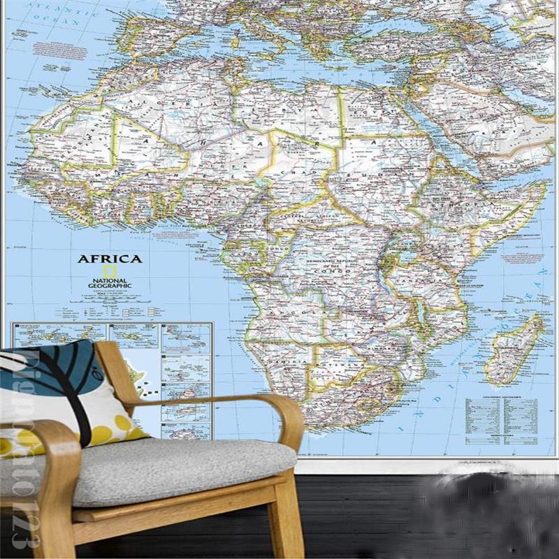 Online get cheap africa wallpaper for Eminem wall mural