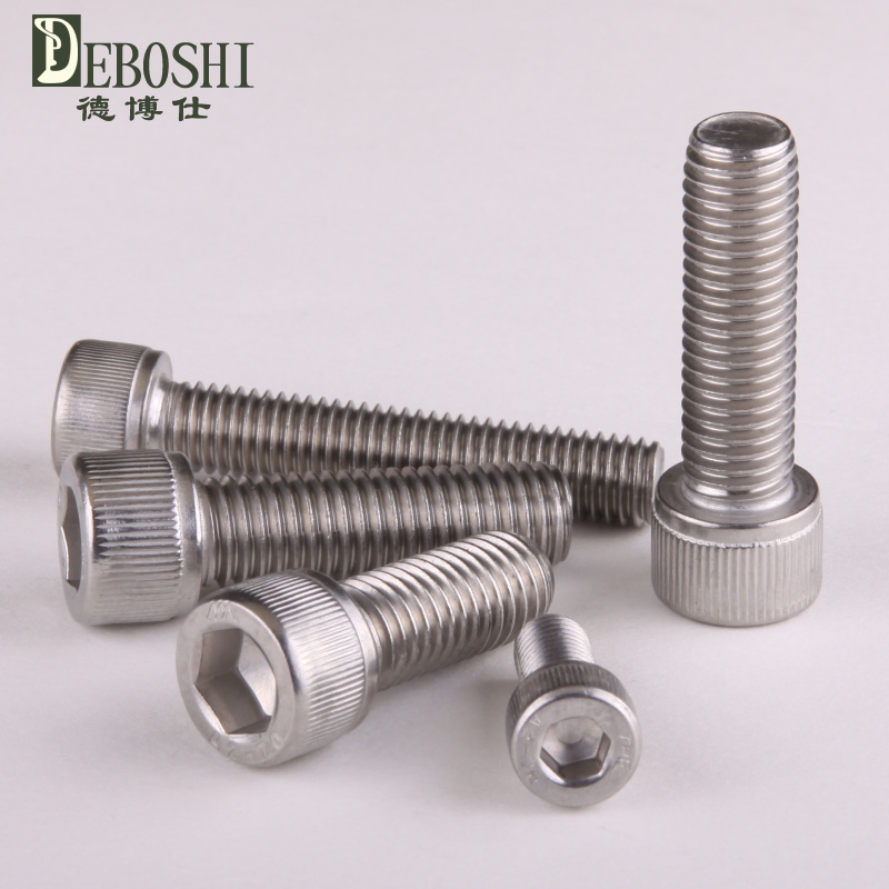 Special stainless steel 304 hexagon socket head screws M4 *60(China (Mainland))