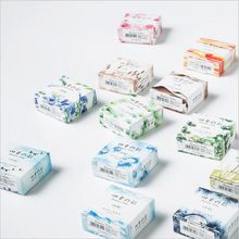 24 Styles 4 seasons Color Swatch Washi Tape Adhesive Tape DIY Scrapbooking Sticker Label Masking Tape Stationery
