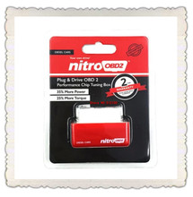 10pcs/Lot  ECU Chip Tuning BOX Nitro OBD2 Scanner For Diesel  Performance Engine Speed(China (Mainland))