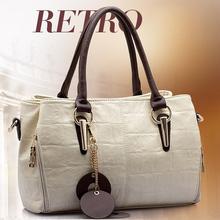 2015 женской Моды сумка Кожаная сумка Одного плеча женщины сумочку женщины сумка