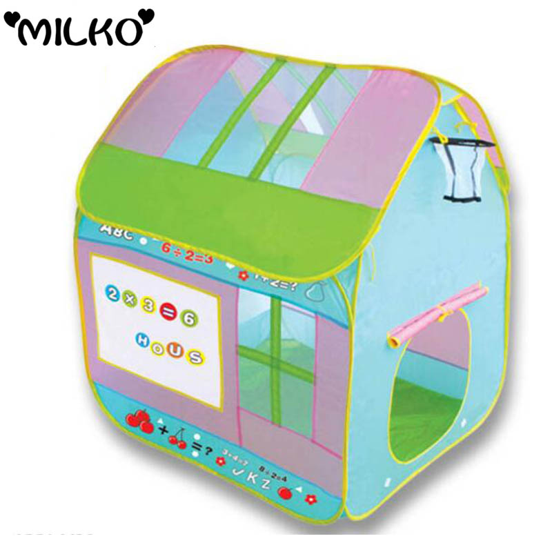 Baby Playpen 90*89*116CM Kids Play House Indoor Outdoor Safety Ocean Ball Pool Play Tent Fencing For Children Game Manege Gift(China (Mainland))