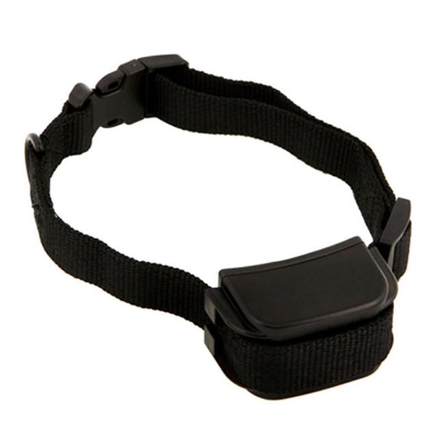 Freeshipping,Rechargeable & Waterproof Dog 300M No Bark Collar Anti Bark Dog Shock Traning Collar with LCD display
