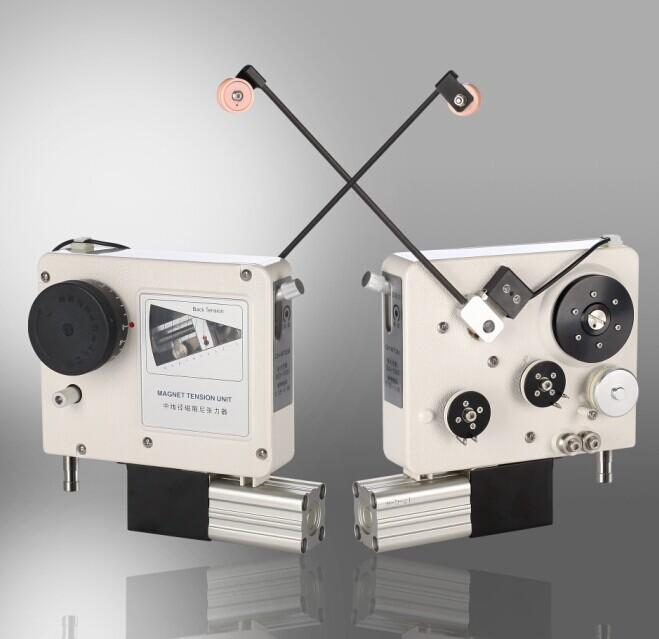 auto coil winding machine
