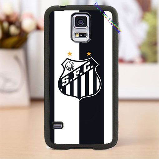 santos fc fashion original cell phone cover case for Samsung Galaxy s3 s4 s5 note 2 note 3 *3444(China (Mainland))