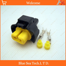 20 sets 2Pin female Auto connector,Auto lamp holder for H11,H8 fog lamps plug for Toyota,Nissan,Honda, Mitsubishi etc.(China (Mainland))