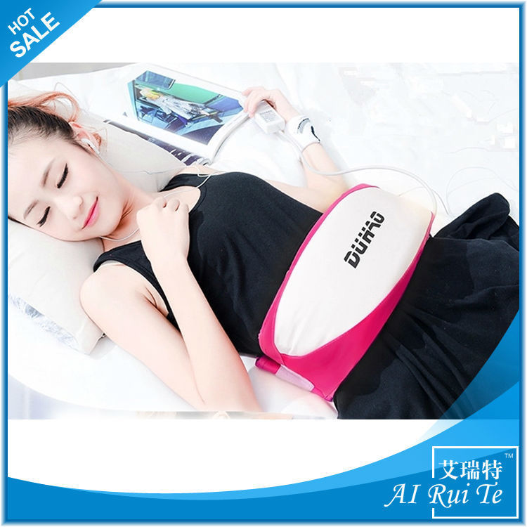 Arm,neck and body massage belts Professional Powerful dual motors with HEATING function ,high quality muscle massage machine(China (Mainland))