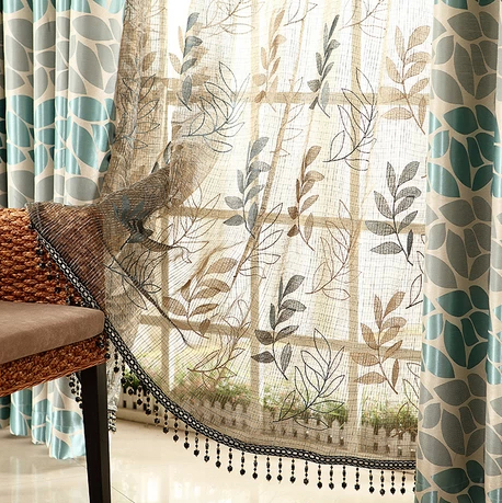 Confronta i prezzi su light green sheer curtains   shopping online ...