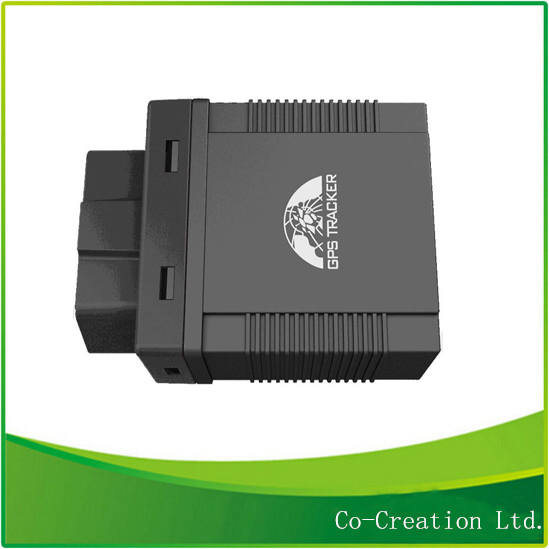 2014 Top Sale OBD II Small Size Vehicle GPS Tracking Car System Fleet Management Support mobile app:ios app and andriod app(China (Mainland))