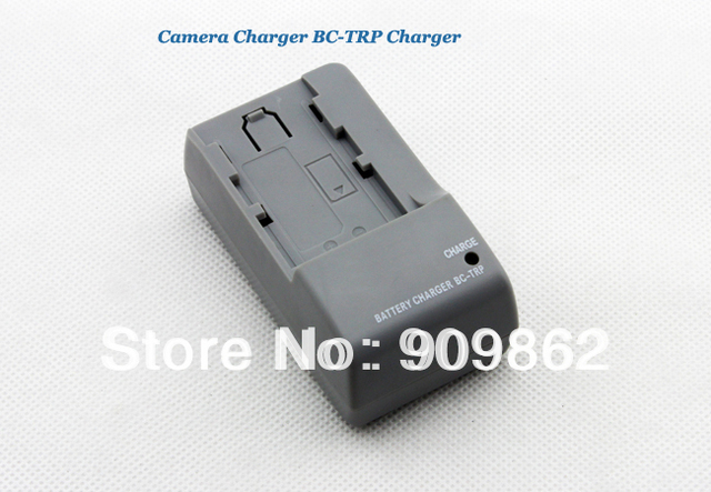 100pcs/lot BC-TRP TRP BCTRP Charger For Sony digital camera Li-ion Battery NP-FH50, NP-FH70, NP-FH100, NP-FH40, NP-FH60