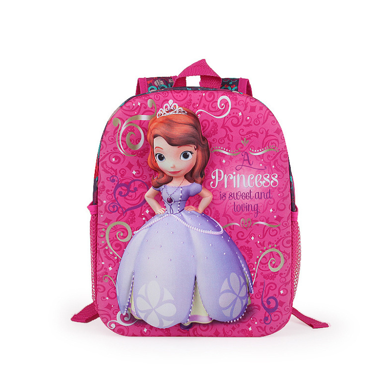 Elementary School Girl School Bags Girls Princess