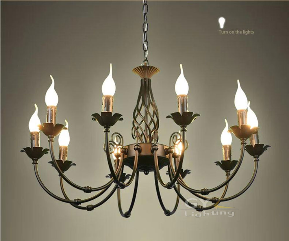 modern wrought iron chandeliers attractive mid century. Black Bedroom Furniture Sets. Home Design Ideas