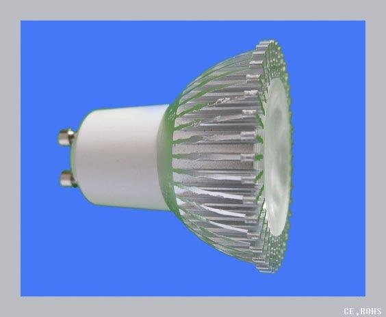 GU10 1*3W led spot light<br><br>Aliexpress