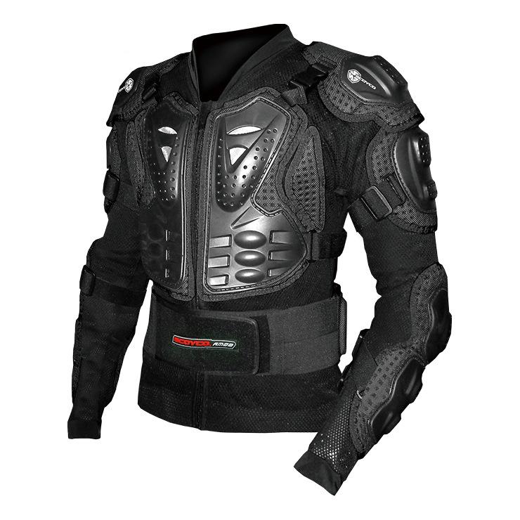 Motocross Motorcycle Body Armor Cloth Protector Moto Racing Full Protection Equipment Quick Motorbike RidingJacket Scoyco Am02(China (Mainland))