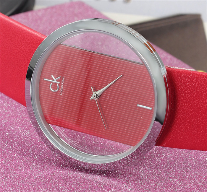 2015 new tide watch, women love watches, contracted transparent design, digital, high-end atmosphere, high quality quartz watch(China (Mainland))