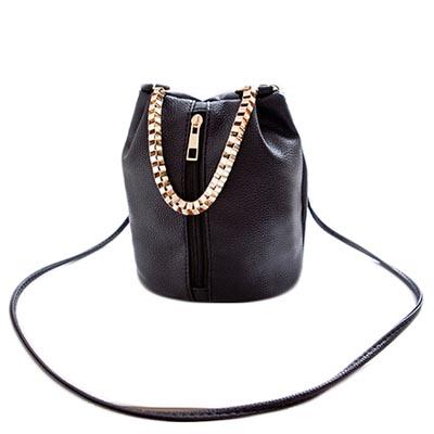 Summer women messenger bags Fashion bucket chain Women's Crossbody Bags female messenger bags Ladies bolsa free shipping