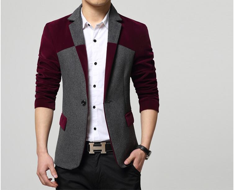 модные мужские пиджаки вельветовые морском стиле