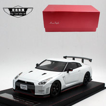 1:18 FrontiArt/Avanstyle NISSAN GTR R35 NISMO R35 car model(China (Mainland))