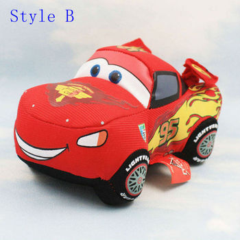 PIXAR CAR Plush 15cm lenght with Sucker chain 3 styles for options for chirdren gift free shipping