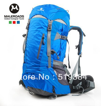 EMS Free shipping travel bag outdoor sport backpack climb bag mountaineering hiking packsack camping backpack woman&amp;men 50L&amp; 60L<br><br>Aliexpress