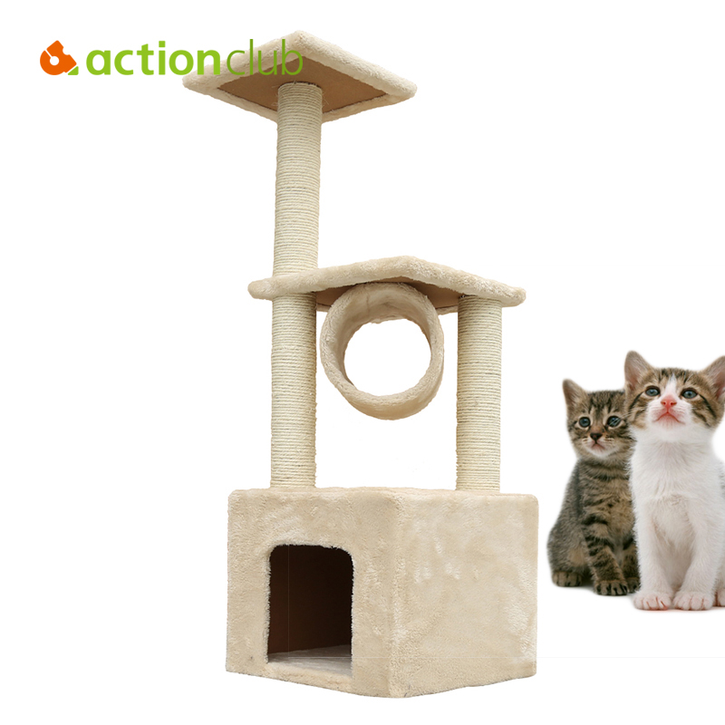 Actionclub Cats Scratchers Play Furniture 2016 New Brand Cats Play Product Scratchers Clambing Furnitures ( Fedex & 2-7Days)(China (Mainland))