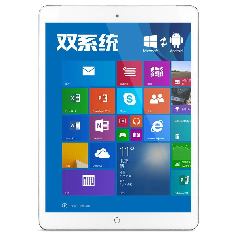 Onda V919 3G Air Dual Boot Tablet PC 9.7inch 2GB/64GB Intel Z3736F Quad Core 3G Phone Call Free Switch Windows8.1 &amp; Android4.4<br><br>Aliexpress