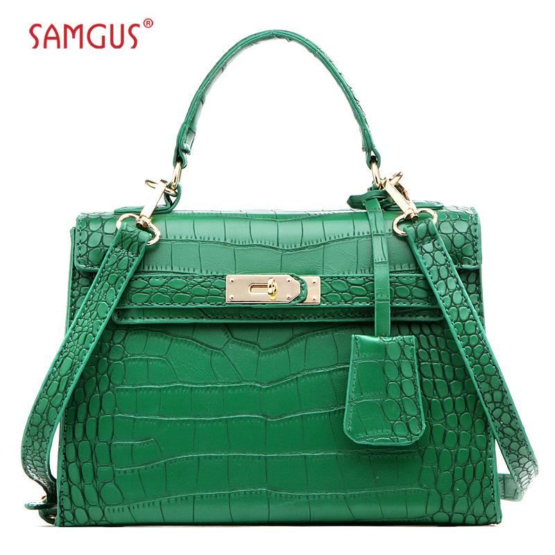 2015 women's bags vintage messenger bag fashion handbag female casual cross-body bag hot women leather handbga for free shipping(China (Mainland))