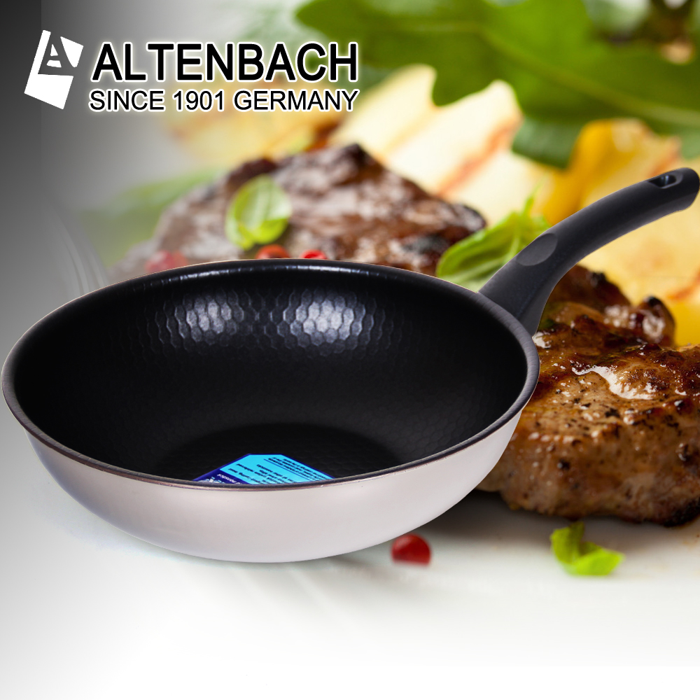 Здесь можно купить  Buzhanguo altenbach stainless steel smokeless wok Buzhanguo altenbach stainless steel smokeless wok Дом и Сад