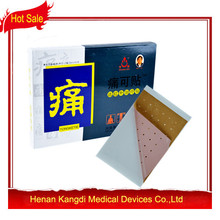 Health Care Product 12Pcs/Lot Chinese Herbal Pain Relief Patch 7*10 CM Neck/Knee/Shoulder Pains Plaster Porous Pain reliever