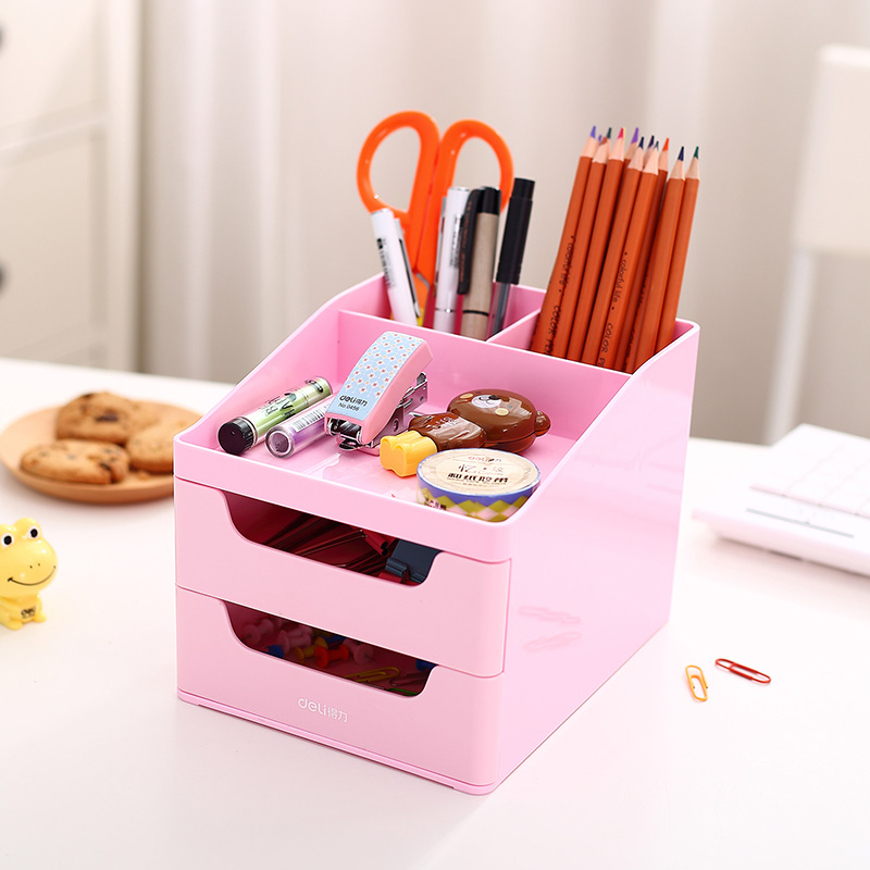 20 27day delivery desk pencil holder organizer desktop - Desk accessories and organizers ...