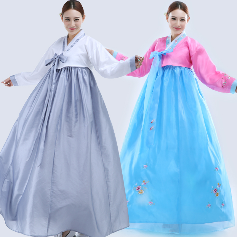 Long acting large minority costume hanbok traditional court dress suits this female Korean Dance CostumeОдежда и ак�е��уары<br><br><br>Aliexpress