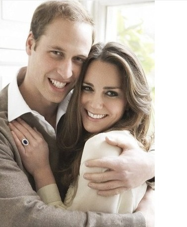 Prince William's Wedding Ring Natural Sapphire With 925 Sterling Silver Princess Cut Engagement Ring Hot Sale Items Blue Finger(China (Mainland))