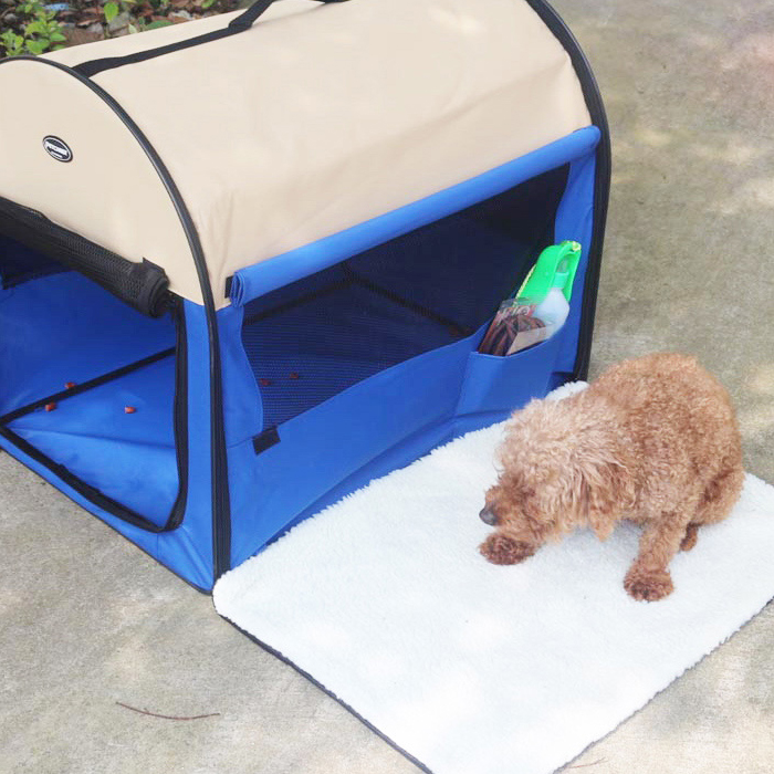 Tactic VIP dog and cat tent detachable large dog kennel dogs Mongolia Wo house wrapped in Gou Longzi(China (Mainland))