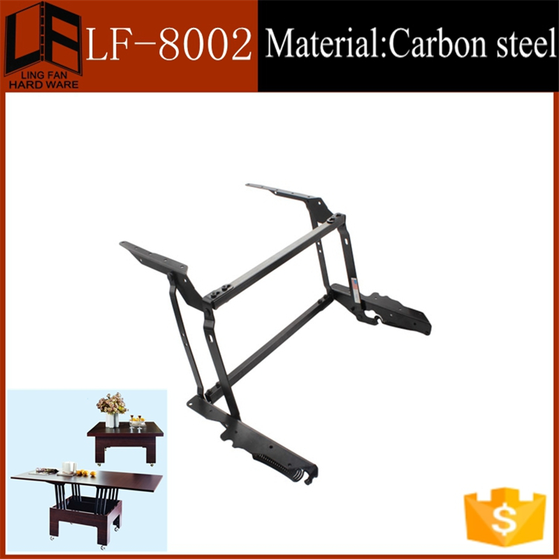 2015 hot sale space-saving Laptop Desk Moveble Metal Lift Mechanism(China (Mainland))