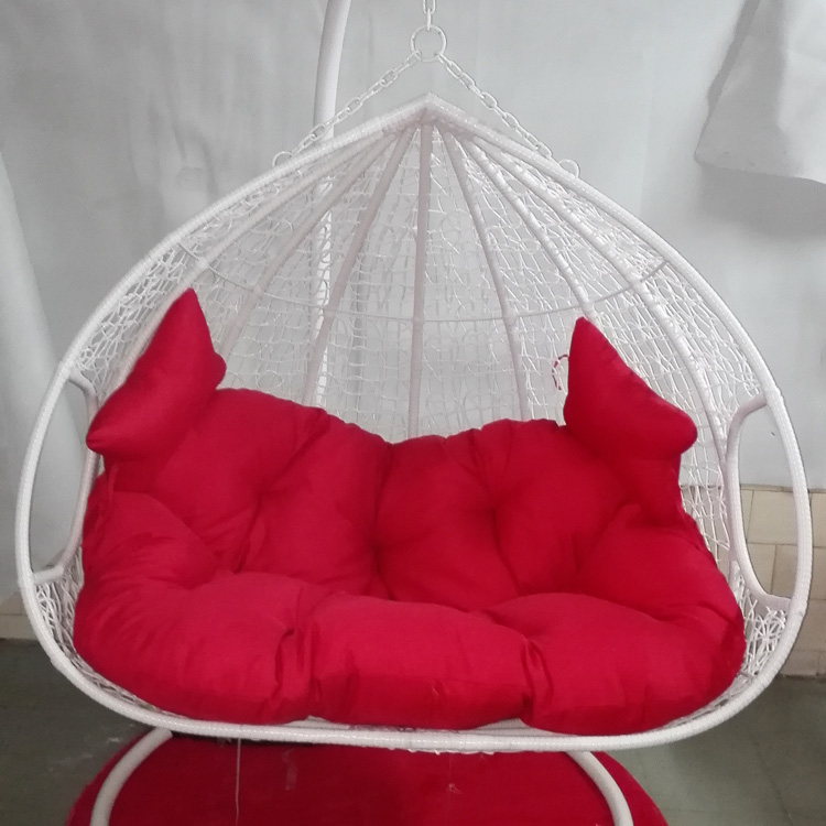 Double Indoor And Outdoor Hanging Chair Swing Cradle