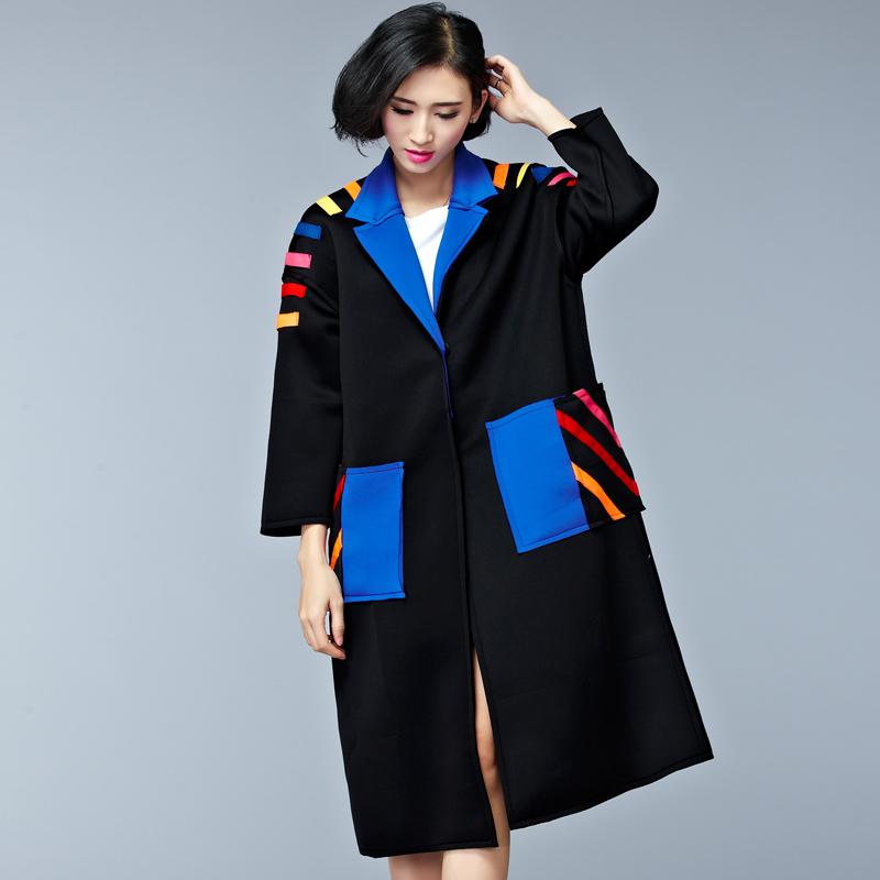Black Coats For Ladies
