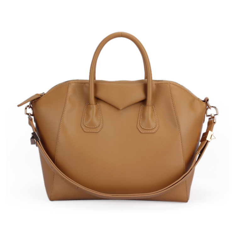 Brand Designer Purses Women Leather Handbags 2015 New Tote Bags Antigona Style Duffle Medium Grain Boston Shoulder Bag Black(China (Mainland))